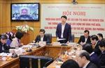 Phó Thủ tướng làm Chủ tịch Hội đồng phối hợp phổ biến, giáo dục pháp luật Trung ương
