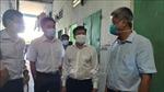 Đoàn công tác Bộ Y tế kiểm tra công tác phòng, chống dịch COVID-19 tại Bình Dương
