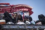 WHO cảnh báo thảm họa nhân đạo ở Syria