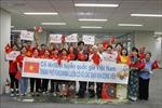 Thị trưởng và người dân Fukushima 'tiếp lửa' cho đoàn Thể thao Việt Nam