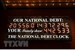 Mỹ: Đảng Dân chủ công bố kế hoạch đình chỉ áp mức trần nợ công