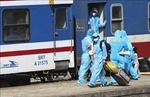 Quảng Trị đưa 384 người dân lưu trú ở Thành phố Hồ Chí Minh trở về