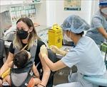 TP Hồ Chí Minh: Triển khai tiêm vaccine phòng COVID-19 cho cộng đồng người Pháp