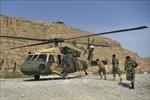 Quân đội Afghanistan tiêu diệt ít nhất 100 tay súng Taliban