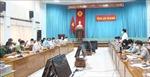 Bộ Y tế kiểm tra công tác phòng, chống dịch COVID-19 tại An Giang