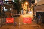 Khẩn trương khoanh vùng, truy vết, xử lý các ổ dịch mới phát hiện ở Hà Nội