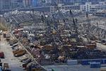 Liban tưởng niệm các nạn nhân vụ kinh hoàng ở Cảng Beirut một năm trước