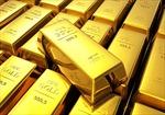 Giá vàng thế giới ghi nhận mức tăng theo tuần mạnh nhất trong gần hai tháng