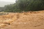 Mưa trên diện rộng, Thừa Thiên – Huế có nguy cơ xảy ra lũ quét, sạt lở đất