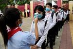 Campuchia: Trên 20 học sinh mắc COVID-19 sau khi trường học mở cửa trở lại