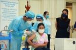 Campuchia đạt dấu mốc tiêm phòng mới