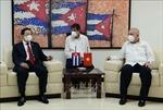 Đẩy mạnh trao đổi kinh nghiệm trong công tác xây dựng Đảng giữa Việt Nam - Cuba