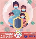 Phòng ngừa lây nhiễm COVID-19 trong gia đình
