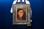 Dự kiến mức đấu giá cao kỷ lục tranh của 'thánh nữ hội họa' Frida Kahlo