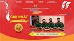 Chung kết xếp hạng toàn quốc Hội thi Olympic các môn khoa học Mác - Lênin và tư tưởng Hồ Chí Minh