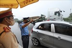 Hàng nghìn lượt phương tiện phải quay đầu tại các chốt cửa ngõ Hà Nội