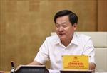 Phó Thủ tướng Lê Minh Khái làm Trưởng Ban Chỉ đạo điều hành giá