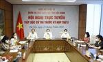 Phó Chủ tịch Thường trực Quốc hội tiếp xúc cử tri Hậu Giang