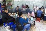 Hàng quán tại Hà Nội mở cửa đón khách không quá 50% công suất