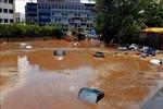Lũ lụt gây thiệt hại nặng nề ở Hy Lạp