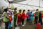 Hòa Bình: Đảm bảo an toàn trong hỗ trợ công dân từ vùng dịch về địa phương
