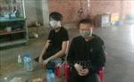 Phát hiện hai người nước ngoài cố tình 'thông' chốt kiểm soát COVID-19