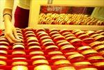 Giá vàng châu Á tăng phiên thứ ba liên tiếp trong phiên 21/10