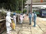 Hà Giang: Tiếp nhận, cách ly y tế 10 người dân do Trung Quốc trao trả