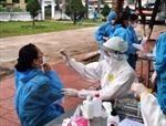 TP Hà Giang ghi nhận 1 ca dương tính với SARS-CoV-2 trong cộng đồng