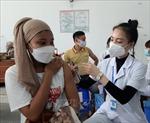 Thái Nguyên: Hoàn thành tiêm vaccine phòng COVID-19 cho lưu học sinh