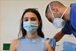 Italy có kế hoạch tiêm đại trà mũi vaccine tăng cường phòng COVID-19