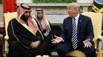 Nămlý do khiến phương Tây không thể xem nhẹ Saudi Arabia