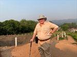 Gặp nhà nghiên cứu nước ngoài say mê lịch sử Điện Biên Phủ