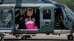Tổng giám mục Panama ban phước lành từ trực thăng giữa dịch COVID-19
