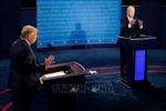 Cuộc tranh luận đầu tiên: Màn 'so găng' căng thẳng Trump-Biden