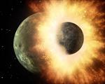 Siêu máy tính mô phỏng quá trình hình thành Mặt Trăng