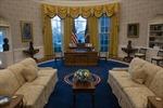 Bên trong Phòng Bầu dục của tân Tổng thống Mỹ Biden