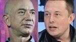 Hai người giàu nhất thế giới tranh cãi về vị trí 'làm ăn' trên vũ trụ