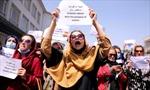 Taliban xóa sổ Bộ Phụ nữ của Afghanistan