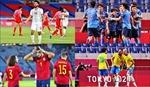 Lịch thi đấu bán kết môn bóng đá nam, nữ Olympic Tokyo 2020