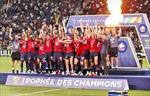 Đánh bại PSG, Lille lần đầu giành Siêu cúp Pháp
