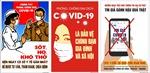 Giới thiệu bộ tranh tuyên truyền phòng, chống dịch COVID-19