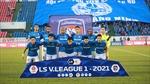 Đội bóng được 'cứu', cầu thủ Than Quảng Ninh không bỏ giải