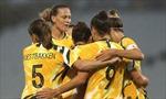 Thắng Trung Quốc, Australia trở thành đối thủ của tuyển nữ Việt Nam trong trận play-off Olympic Tokyo 2020