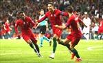 Bồ Đào Nha - Hungary: Nhà đương kim vô địch thị uy