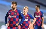 Tứ kết Champions League: 'Nếu đá 2 lượt trận, chắc Barca vào sách Guinness về số bàn thua'