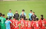 Danh sách 32 cầu thủ đội tuyển Việt Nam chuẩn bị đấu đội tuyển Trung Quốc và Oman