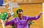 Nadal chạy đà ấn tượng cho Roland Garros bằng chức vô địch Rome Masters 2021