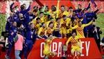 Messi tỏa sáng, Barcelona vô địch Cúp nhà Vua lần thứ 31