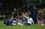Cận cảnh pha vào bóng của Son Heung-min khiến cầu thủ Everton gãy chân